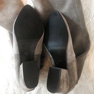 Goodnight Macaroon Shoes - Goodnight Macaroon Carina OTK Boots, Size 40